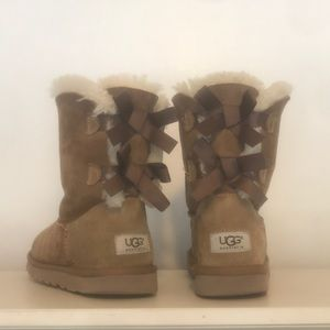 BAILEY BOW UGG BOOTS